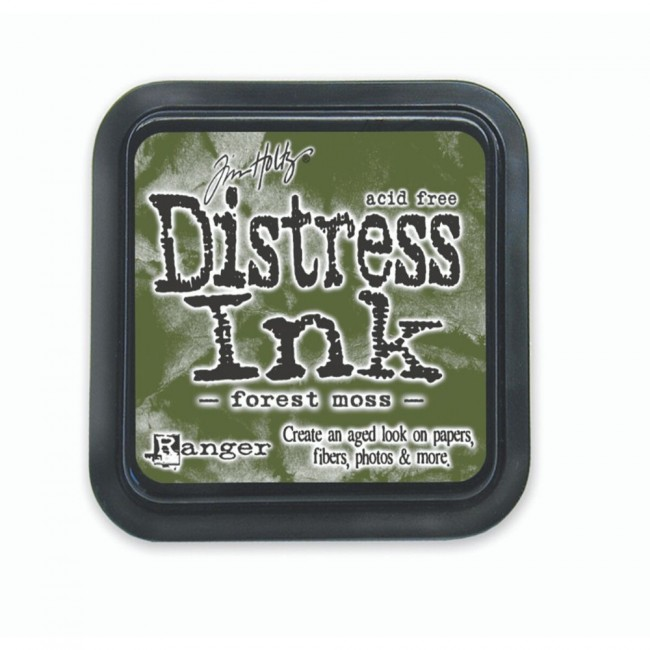 Tinta Distress Ink Forest Moss