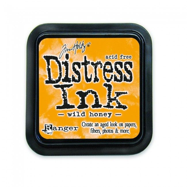 Tinta Distress Ink Wild Honey