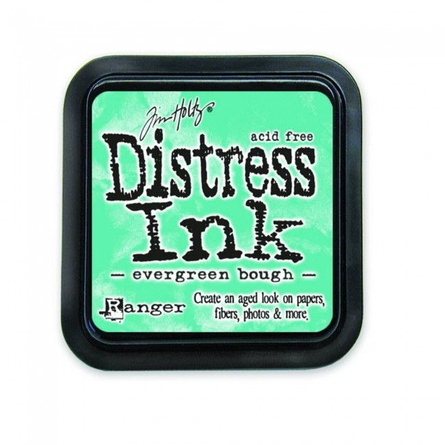 Tinta Distress Ink Evergreen Bough