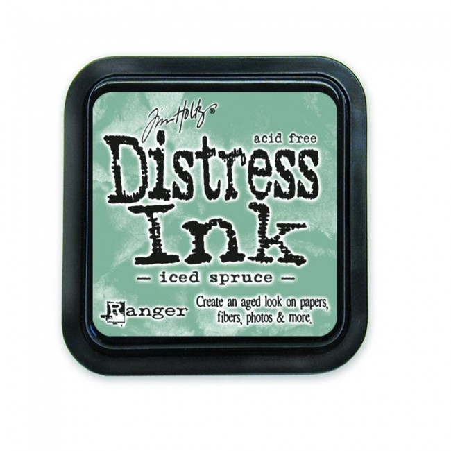 Tinta Distress Ink Iced Spruce
