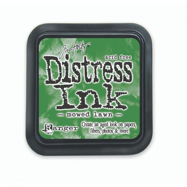 Tinta Distress Ink Mowed Lawn