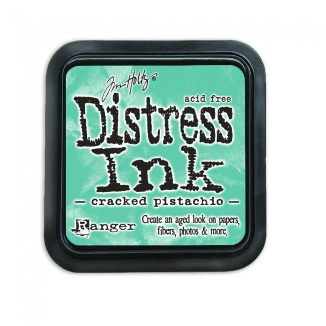 Tinta Distress Ink Cracked Pistachio