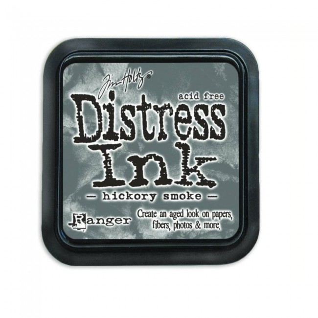 Tinta Distress Ink Hickory Smoke