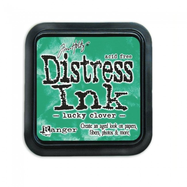 Tinta Distress Ink Lucky Clover