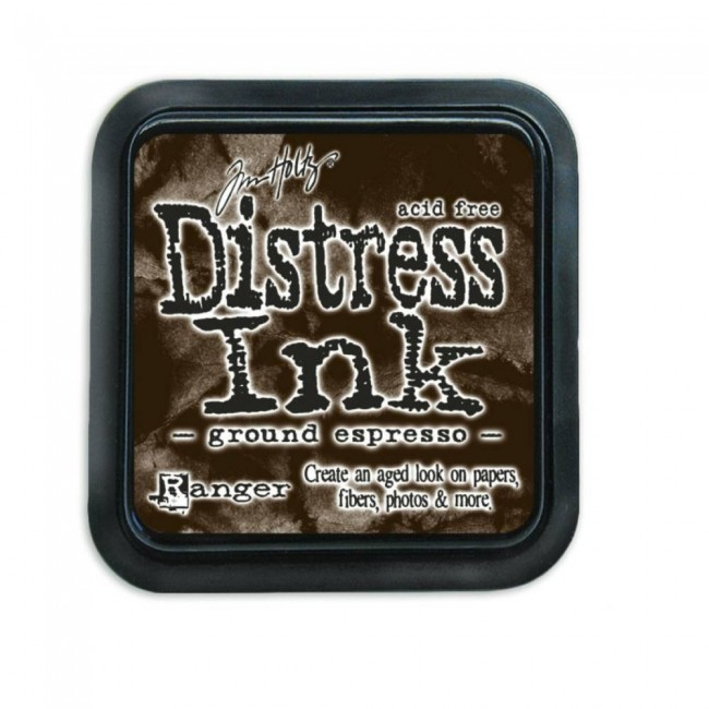 Tinta Distress Ink Ground Espresso
