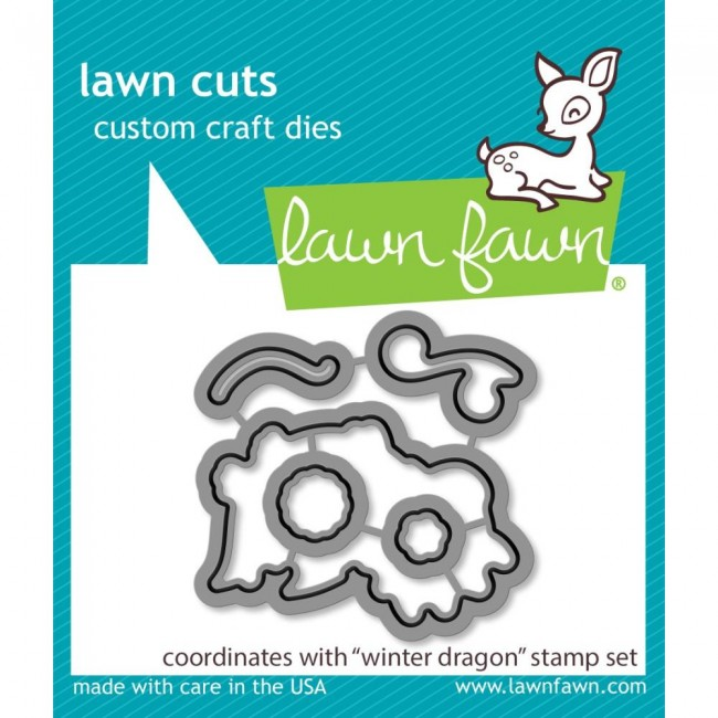 Troquel Lawn Cuts Winter Dragon
