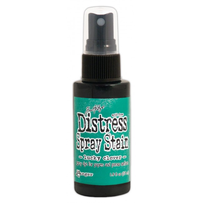 Tinta Distress Spray Stain Lucky Clover