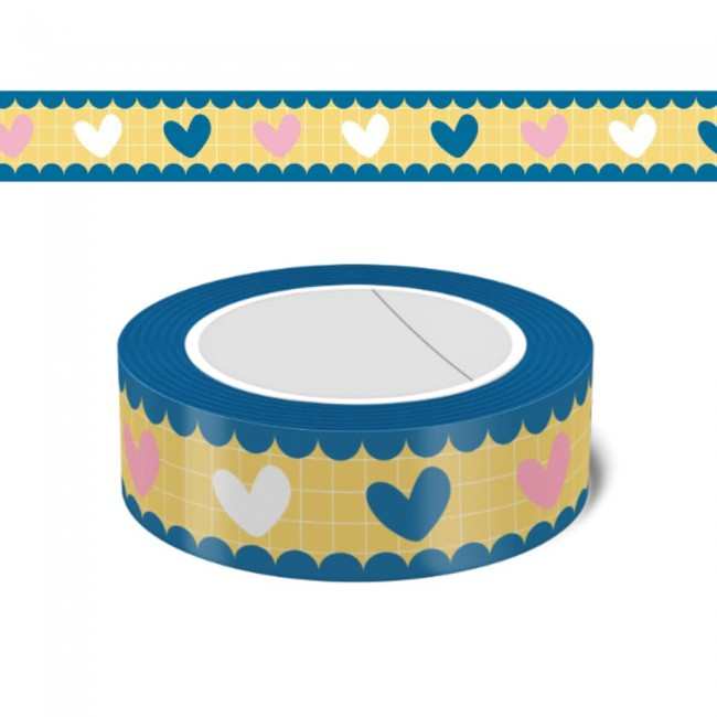 Washi Tape Vitamina Corazones