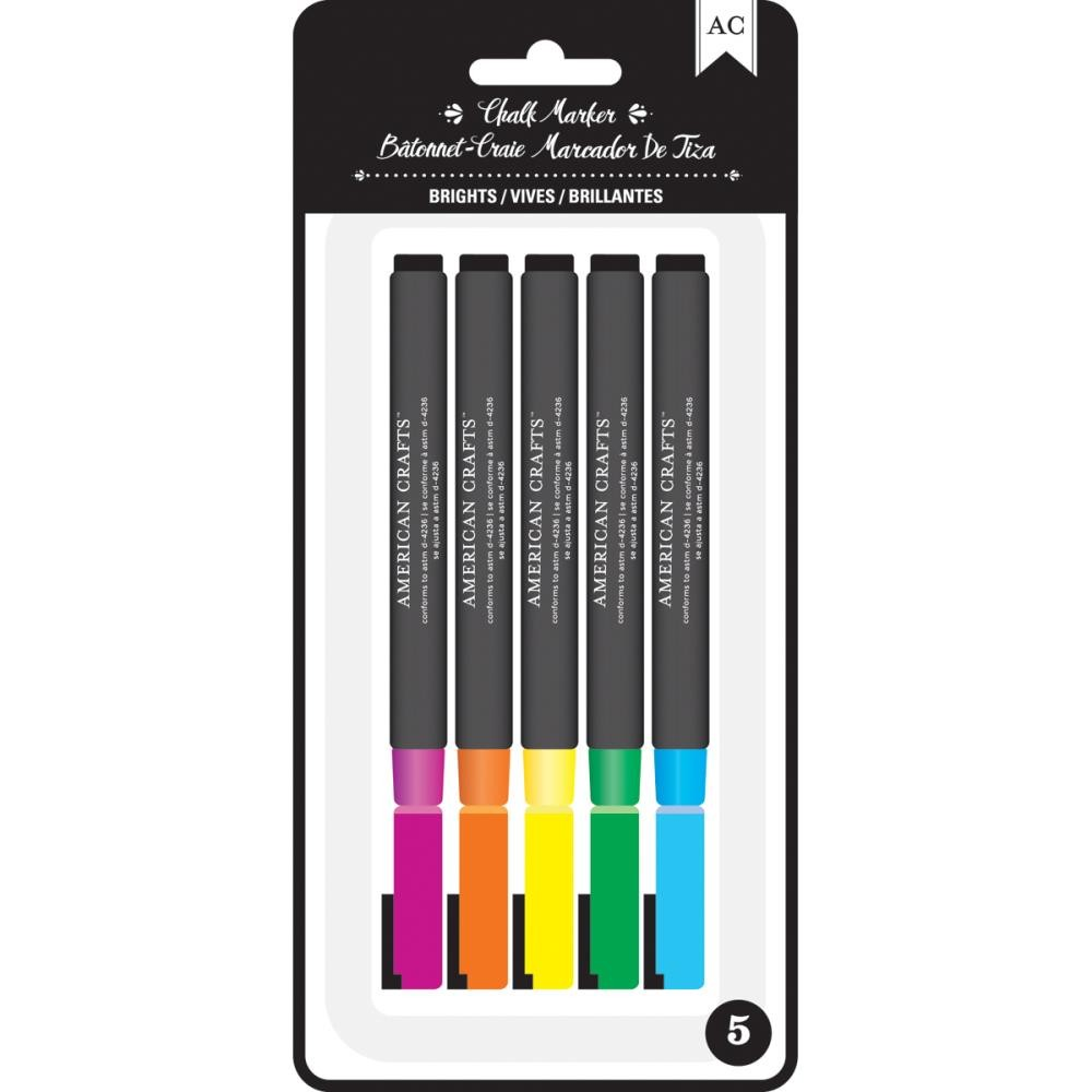 Brights Chalk Marker Set