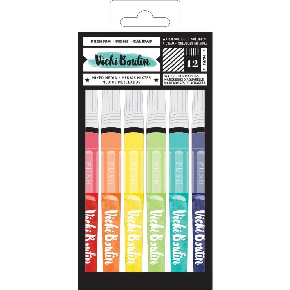Rotuladores Color Kaleidoscope Watercolor Markers