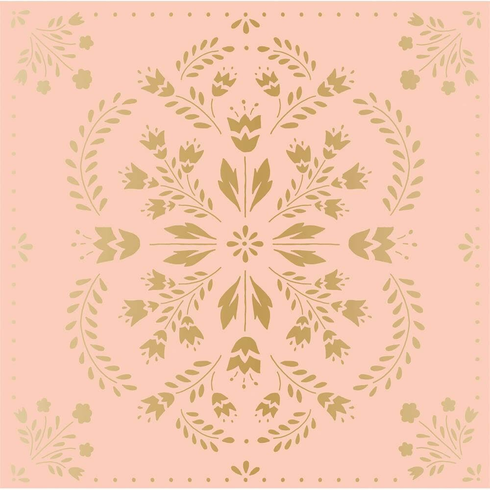 Papel Estampado Una Cara 12x12 Maggie Holmes Willow Lane Delicate