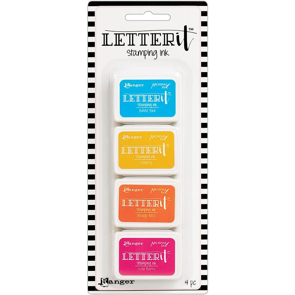 Kit Tinta Mini Archival Ink Letter It #3