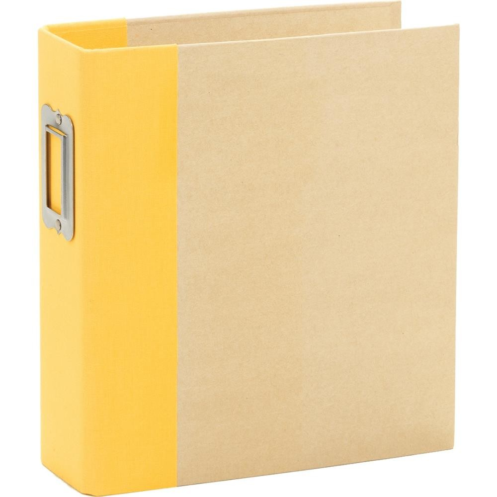 "Álbum 6"" x 8"" Yellow"