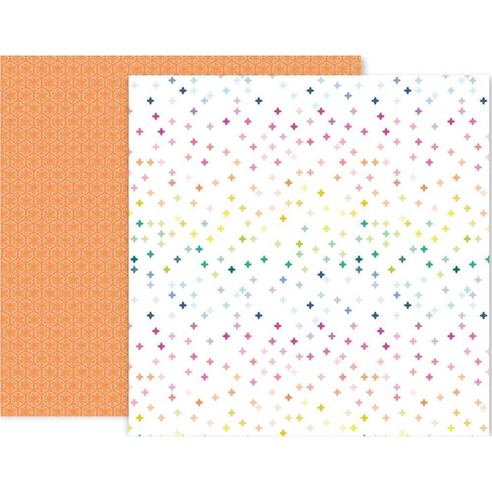 Papel Estampado Doble Cara 12x12 Horizon #15