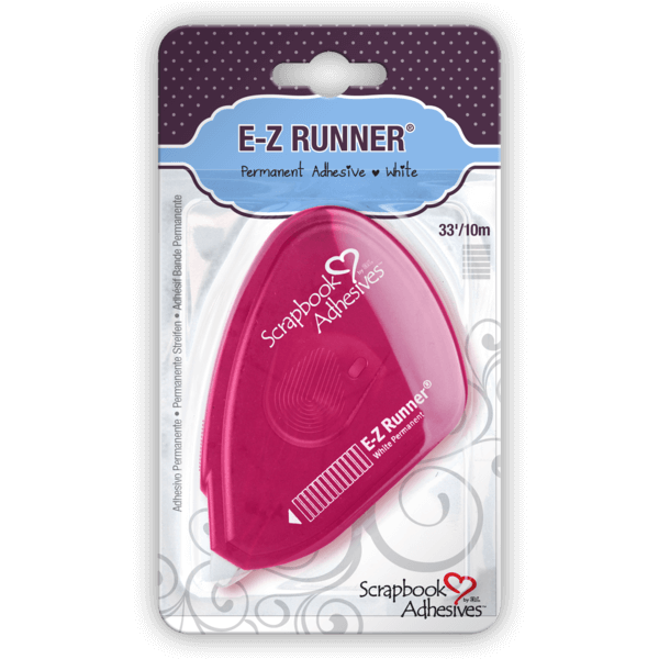 Dispensador cinta doble cara permanente E-Z Runner