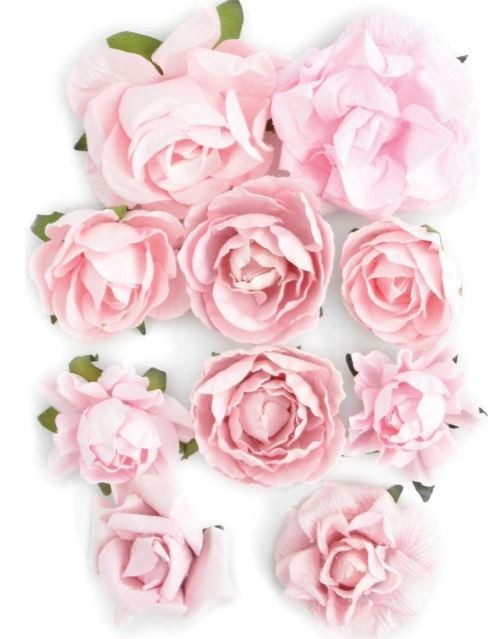 Flores de papel Blooms Fairy Floss