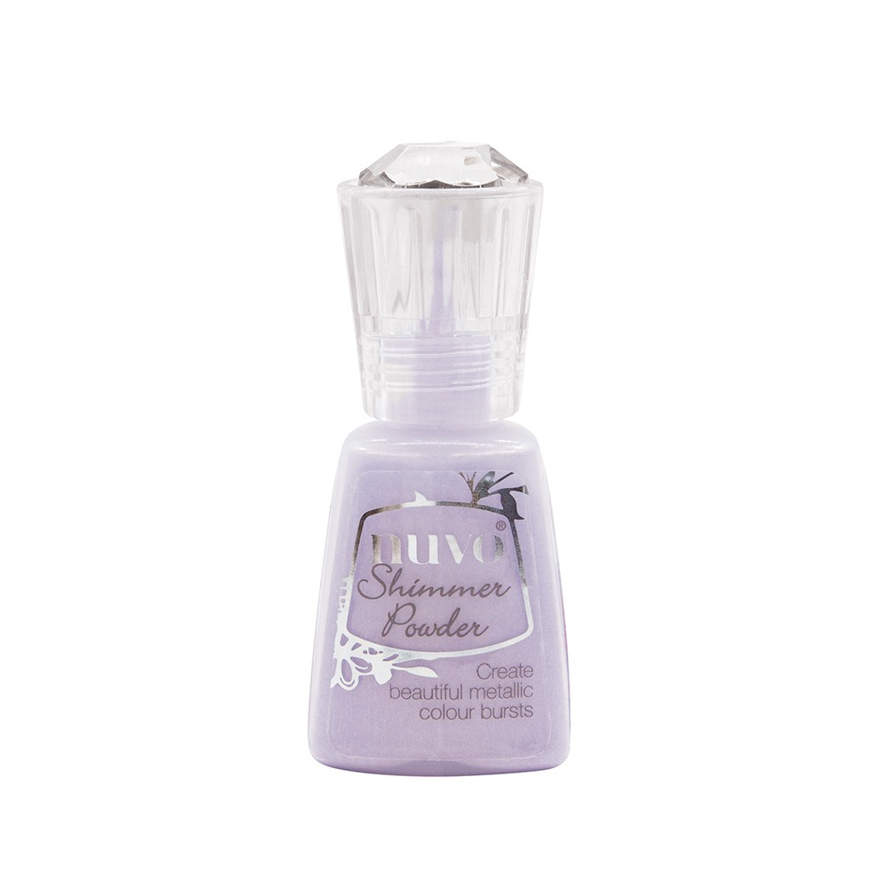 Shimmer Powder de Nuvo Lilac Waterfall