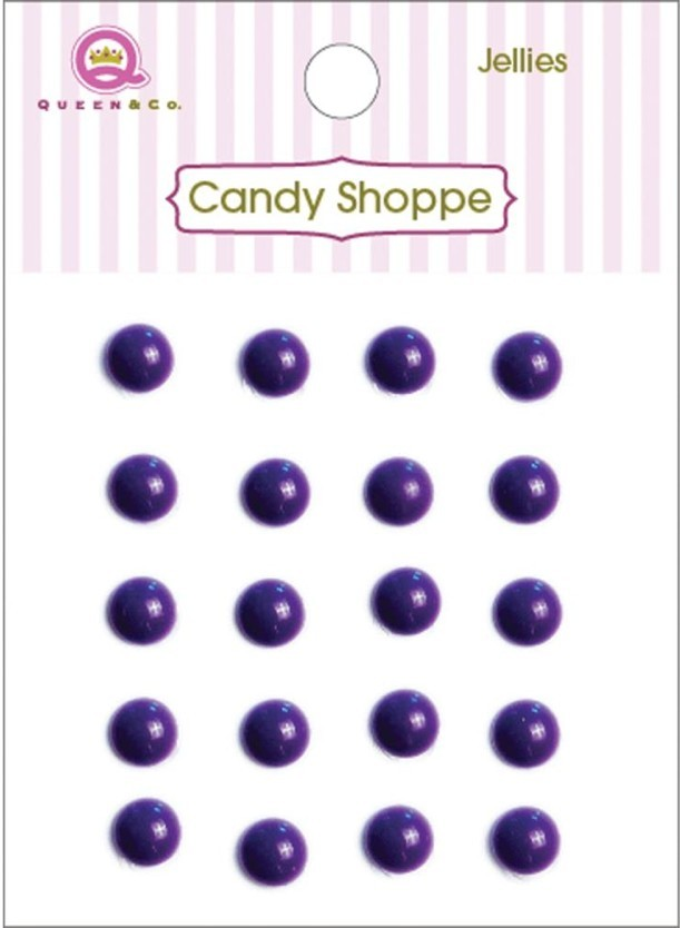 Candy Shoppe Jellies Pequeños Grape Ape