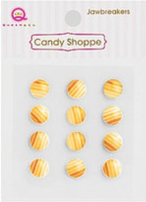 Candy Shoppe Jawbreakers Lemon Drop