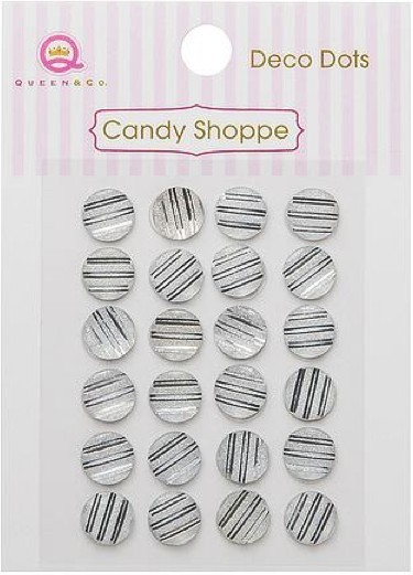 Candy Shoppe Deco Dots Clear