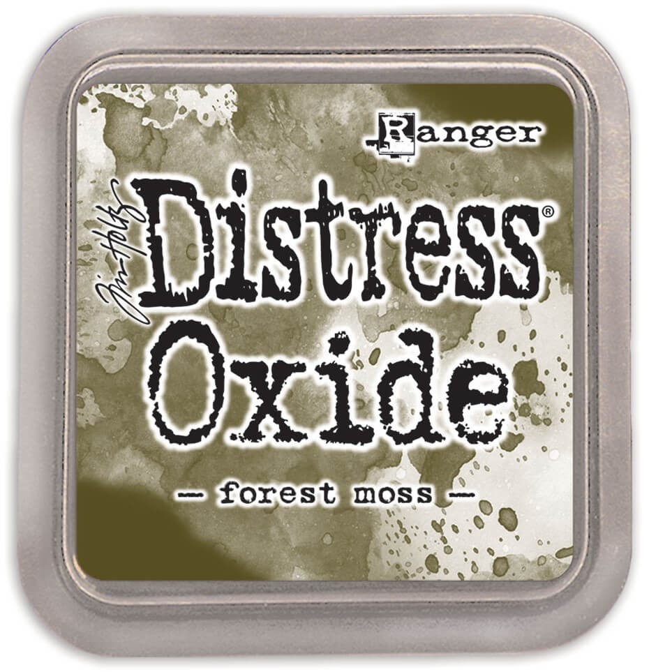 Tinta Distress Oxide Ink - Forest Moss