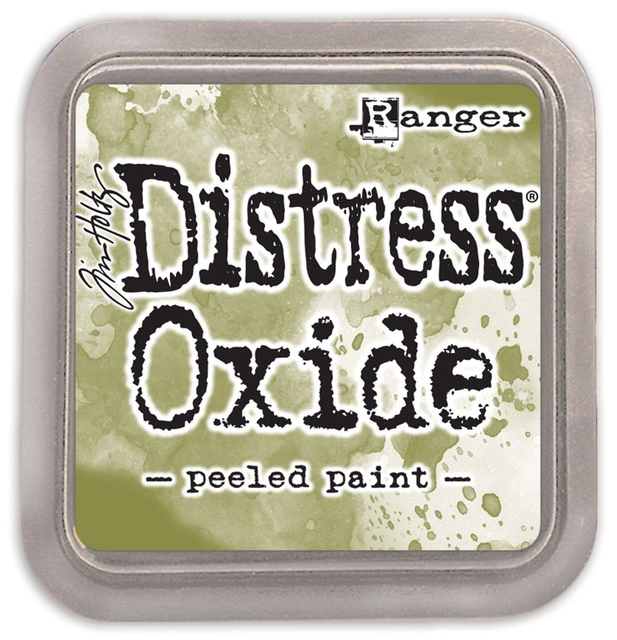 Tinta Distress Oxide Ink - Peeled Paint