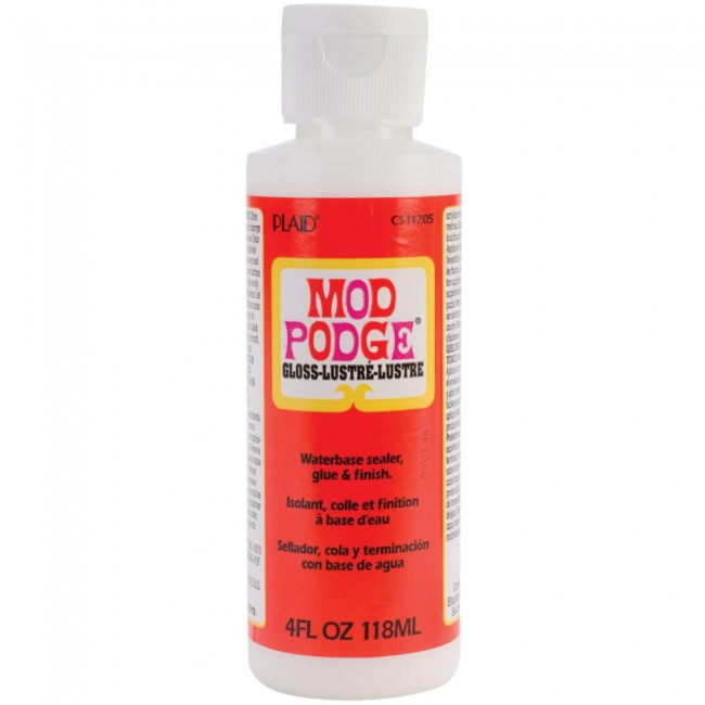 Mod Podge Gloss Finish 4 oz