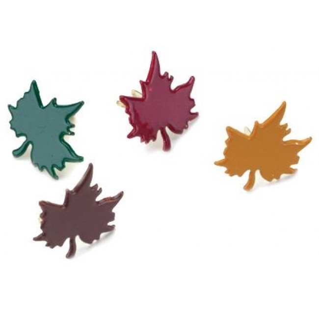 Maple Leaf Assortment Fasteners