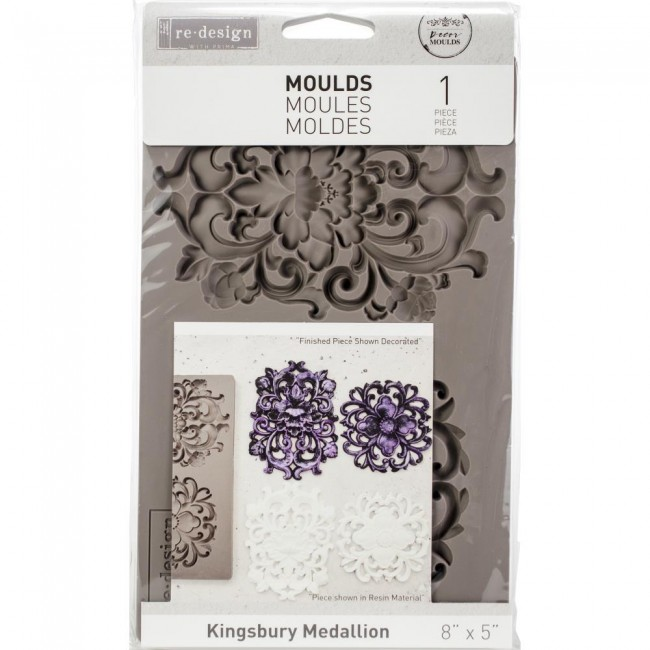 Molde Re-Design Kingsbury Medallion