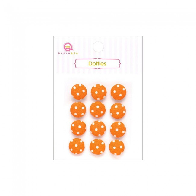 Dotties Orange