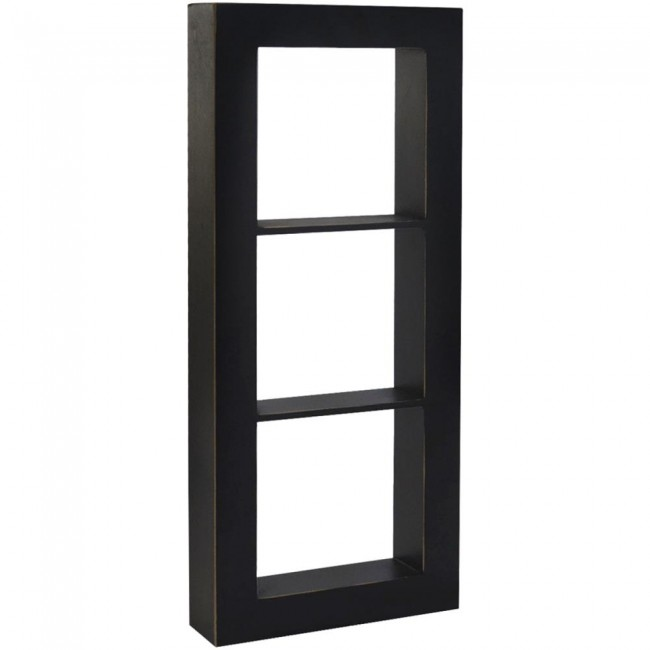 Staples Window Shadow Box Black