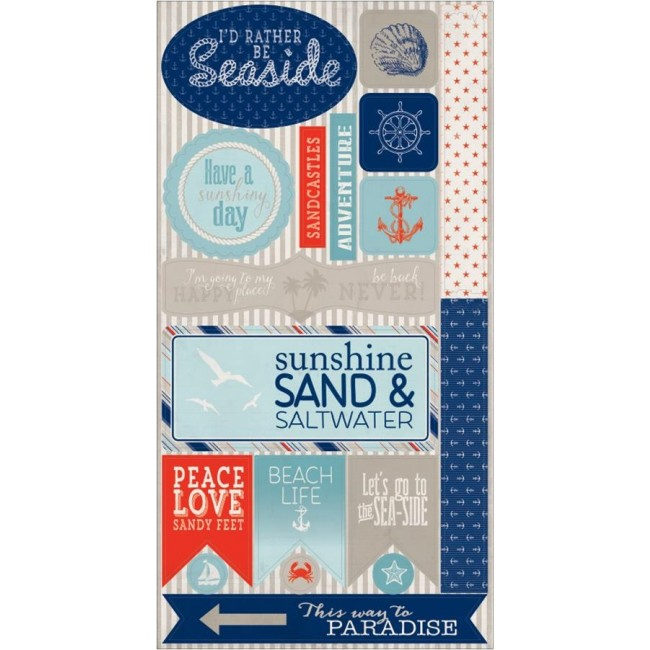 Die cuts Components Seaside