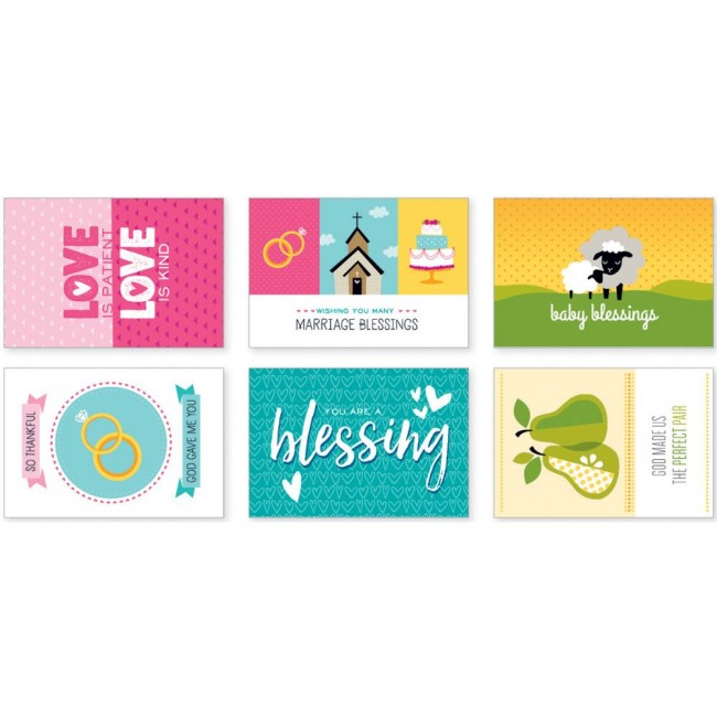 To Have & To Hold Blessings By Mail Postcards