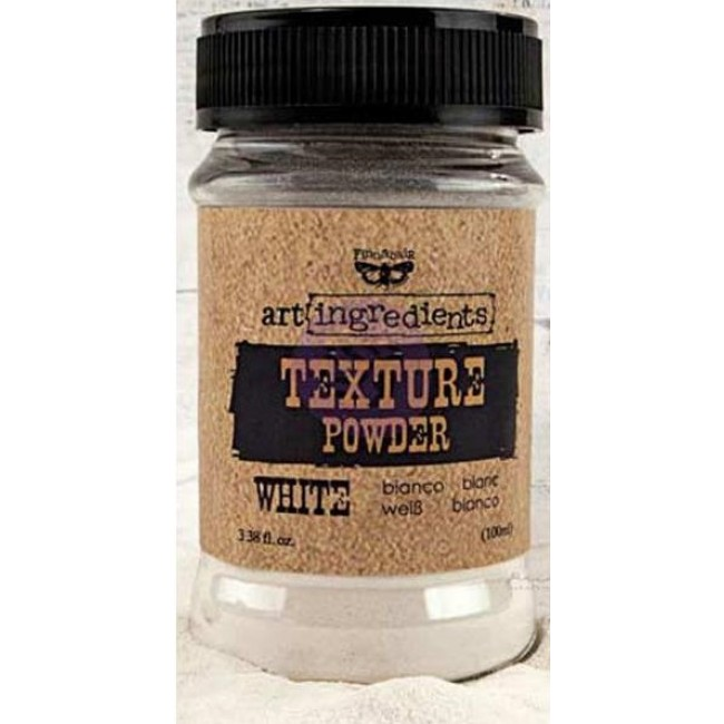 White Texture Powder