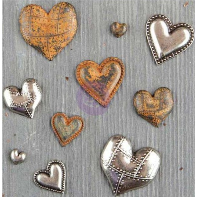 Tin Hearts Mechanicals