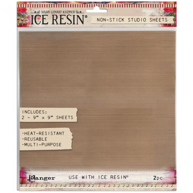 "Ice Resin Studio Sheet 9"" x 9"""