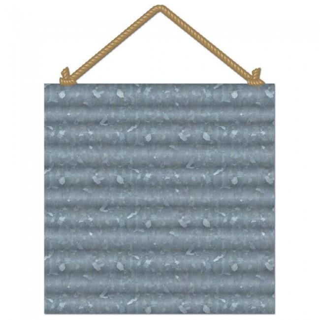 Corrugated Galvanized Hanging Pallet