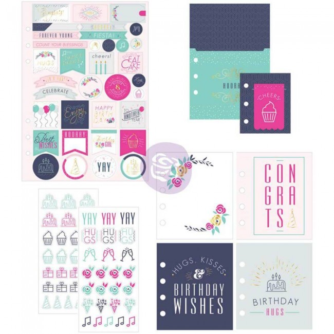 Goodie Pack My Prima Planner   Celebrate!