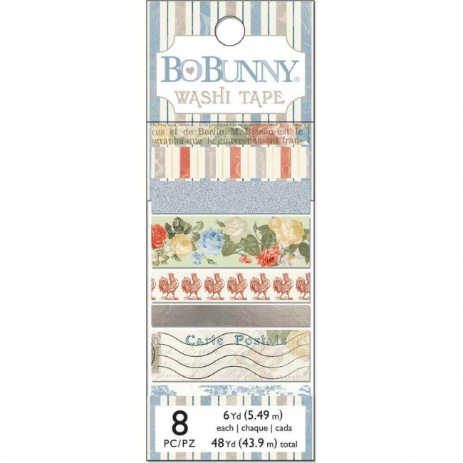 Set de Washi Tape Boulevard