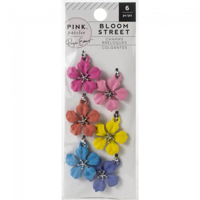 Set de Charms Bloom Street Paige Evans