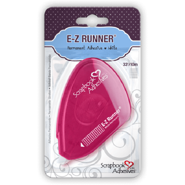 Dispensador cinta doble cara permanente E Z Runner