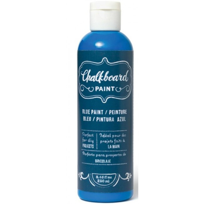 Chalkboard Paint Azul 250 ml