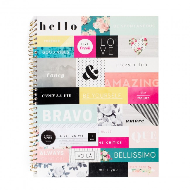 Phrase Babe Notebook