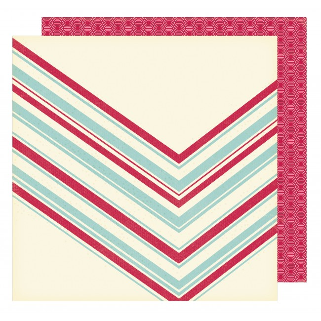 Papel estampado Doble cara 12x12-Starshine-Ranger