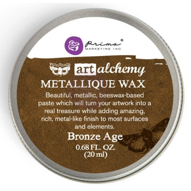 Cera Metallique Wax - Bronze Age