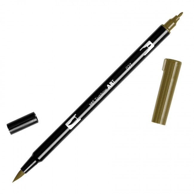 Rotulador Tombow - 027 Dark Ochre