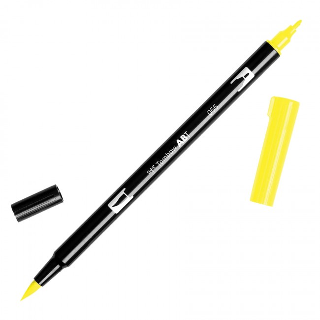 Rotulador Tombow - 055 Process Yellow