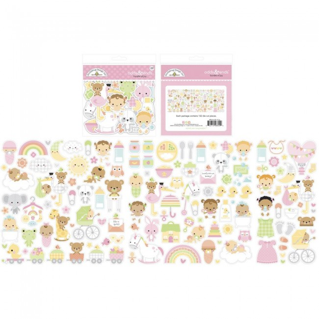 Die Cuts Bundle Of Joy DO