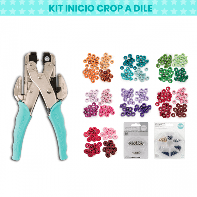 Kit inicio  Crop a Dile