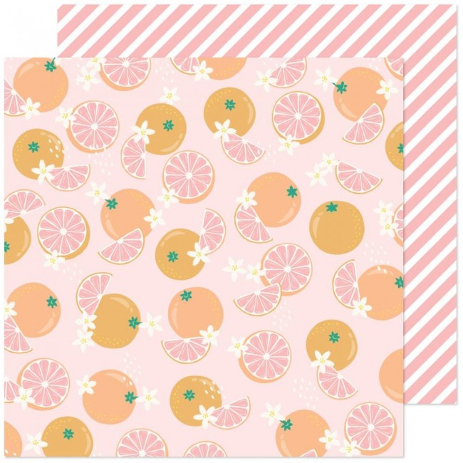 Papel Estampado Doble Cara 12x12 Fantastico Obed Marshall Sweet And Sour